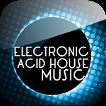 Electronic Acid House Music icon