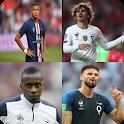 Jeu devine le nom des stars de France icon