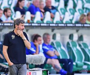 """Mark van Bommel fier des siens : """"C'est un très bon résultat"""""""