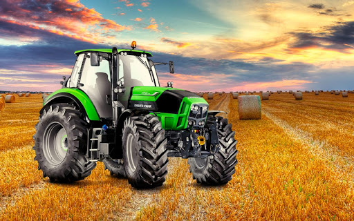 Farming Simulator 19: Real Tractor Farming Game 1.1 screenshots 13