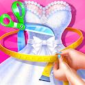 Dressup Time Wedding Princess icon