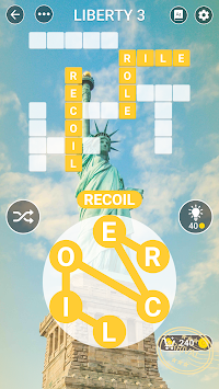 Word Travel: Word Connect & Crossword Puzzle apk screenshot