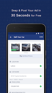 PakWheels: Buy & Sell Cars- screenshot thumbnail