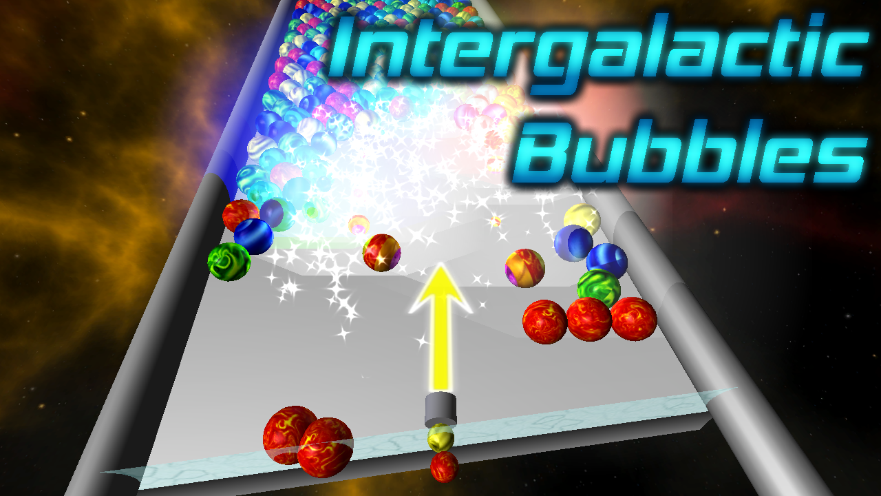 Intergalactic Bubbles- screenshot