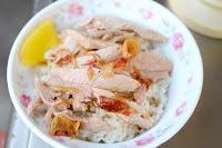 阿溪火雞肉飯