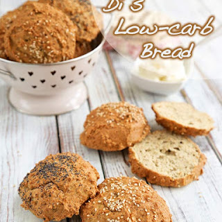 Di's Low-carb Bread