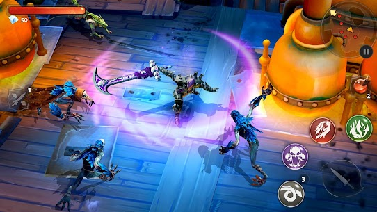 Dungeon Hunter 5 – Action RPG App Download For Android and iPhone 7