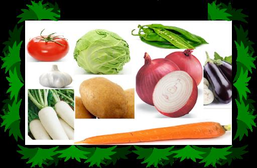 Vegetables HD for kids