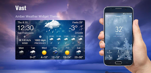 Today Weather& Tomorrow weather app⚡ - Apps on Google Play