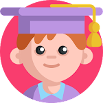 Qr smart attendance student app icon