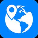Intrace: Visual traceroute icon