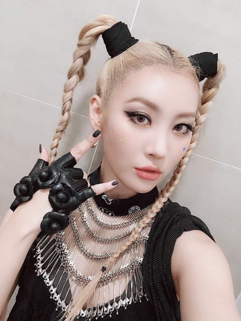 sunmi makeup 25