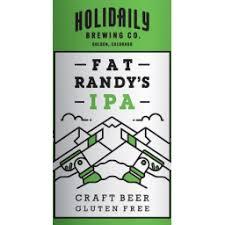 Logo of Holidaily Fat Randy's IPA
