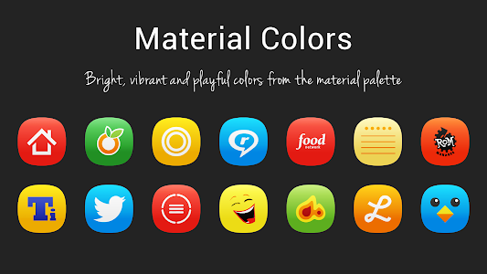 MeeUI MultiLauncher Icon Theme v6.0.4