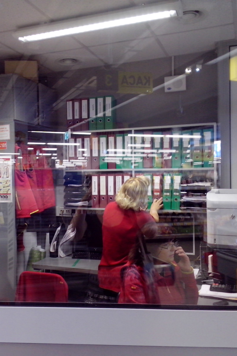Адміністрація магазину шукає ліцензію на продаж алкоголю