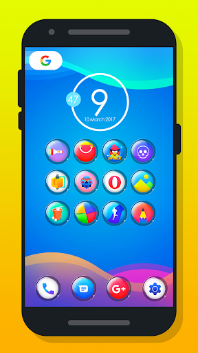 Soappix Icon Pack Aplicaciones para Android screenshot