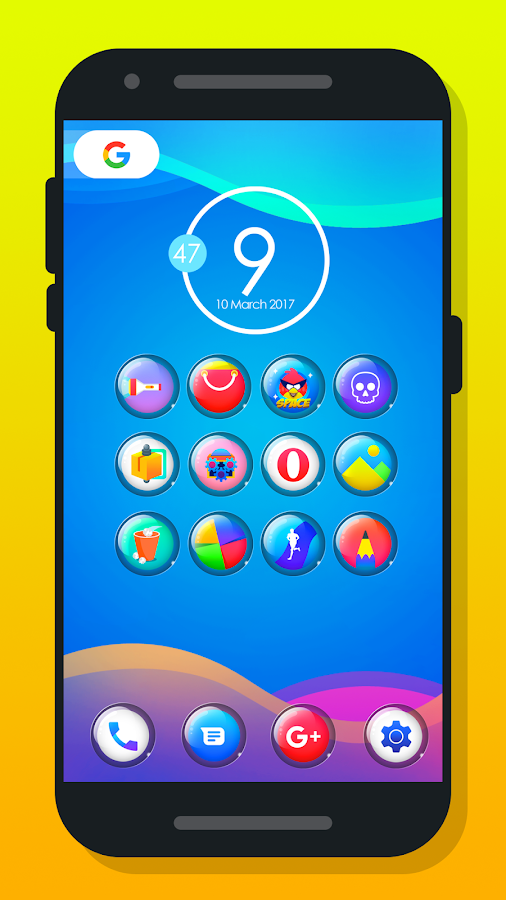 Soappix Icon Pack- screenshot