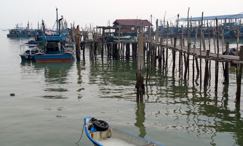 Photo: Telok Bahang Jetty