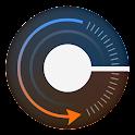Telecapsule – time capsule icon