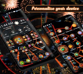 Download 3D 2019 Theme For Android APK latest version 1 296
