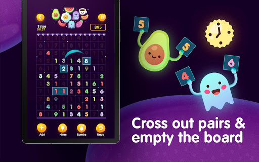 Numberzilla - Number Puzzle | Board Game 3.1.0.0 screenshots 8