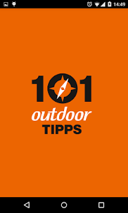 101 outdoor Tipps- screenshot thumbnail