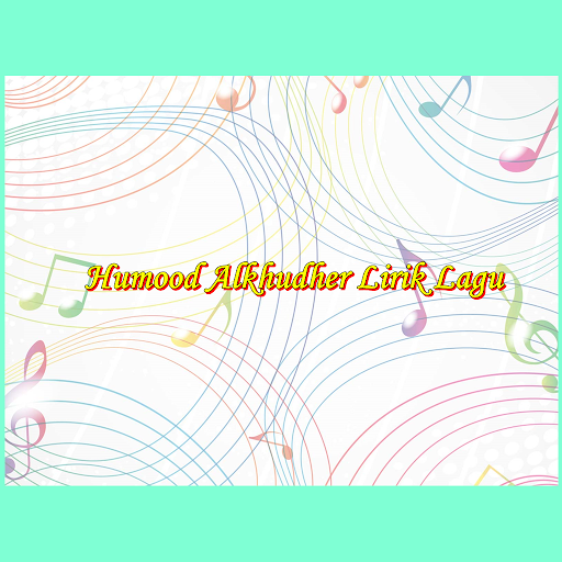 Humood Alkhudher Lirik Lagu