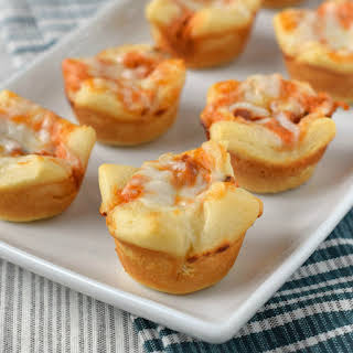 Pepperoni Pizza Cups.