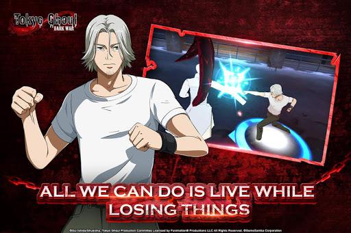Tokyo Ghoul: Dark War 1.2.13 screenshots 2