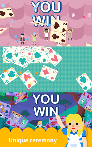 Solitaire : Cooking Tower - screenshot