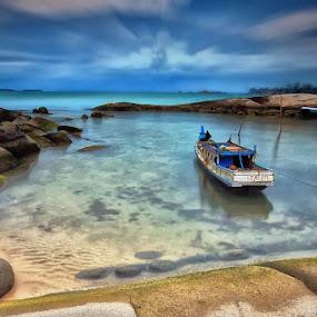 sailing delay by Grandi Panareka - Landscapes Waterscapes