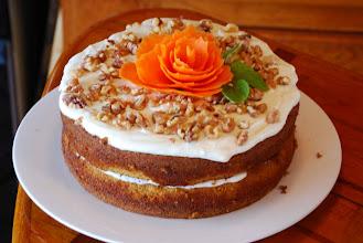 Photo: Carrot Cake