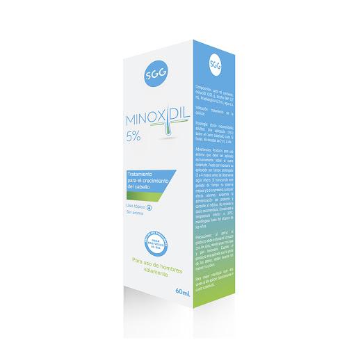 minoxidil hombres concentracion 0,05 60ml sgg