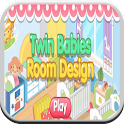 Twin Babies Room Design icon