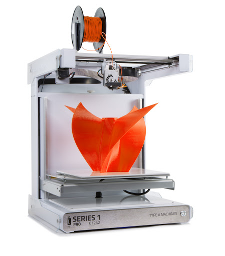 Type A Machines Series 1 Pro 3D Printer Fully Assembled