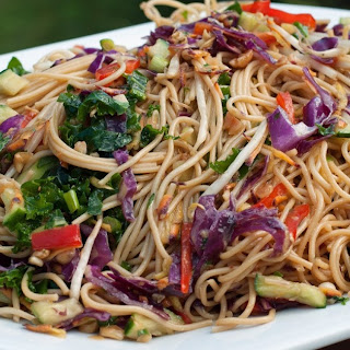 Asian Inspired Noodle Salad