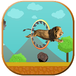 Jungle Lion Run 2.1 Apk