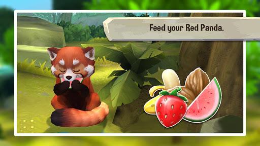 Pet World: My Red Panda - Your lovely simulation  screenshots 3
