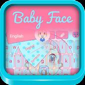 Baby Face Keyboard