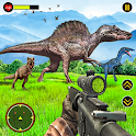 Dinosaur Hunting - Dino FPS Shooter & Hunter Game icon