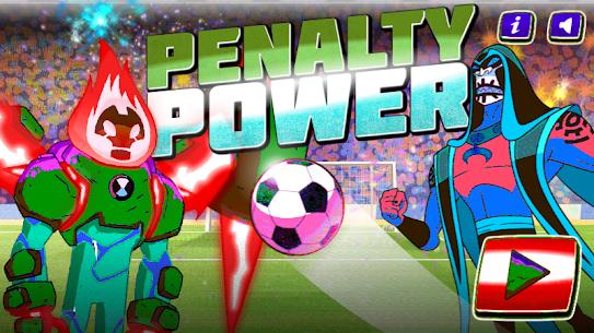 Alien Transform penalty power football game 1