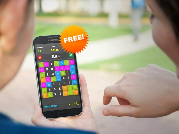 Puzzle Words - Free Word Game- screenshot