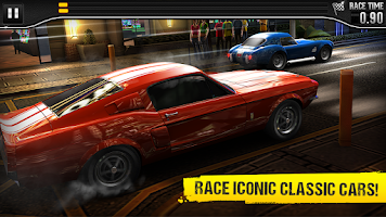Screenshot of CSR Classics