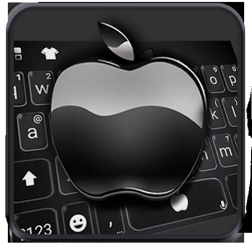 Keyboard - Jet Black New Phone10 keyboard Icon