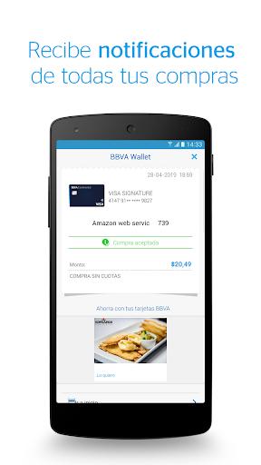 BBVA Wallet Peru00fa  screenshots 5
