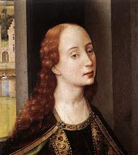 Photo: St Catherine, c. 1445