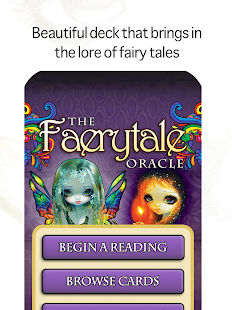 Faerytale Oracle - Lucy Cavendish Screenshot