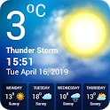 Weather Forecast- Local Weather Live icon