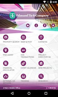 ET&Co Mobile Office screenshot