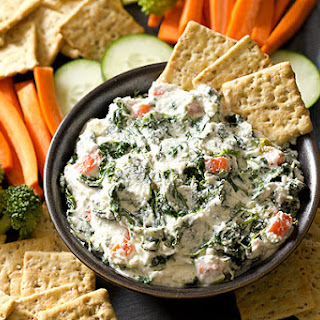 Cottage Cheese Sour Cream Ranch Dip Recipes